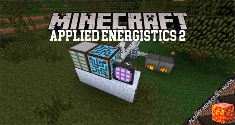 Applied Energistics 2 Mod 1.16.5/1.12.2/1.7.10