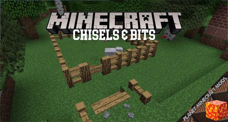 Chisels & Bits Mod 1.16.5/1.12.2/1.10.2