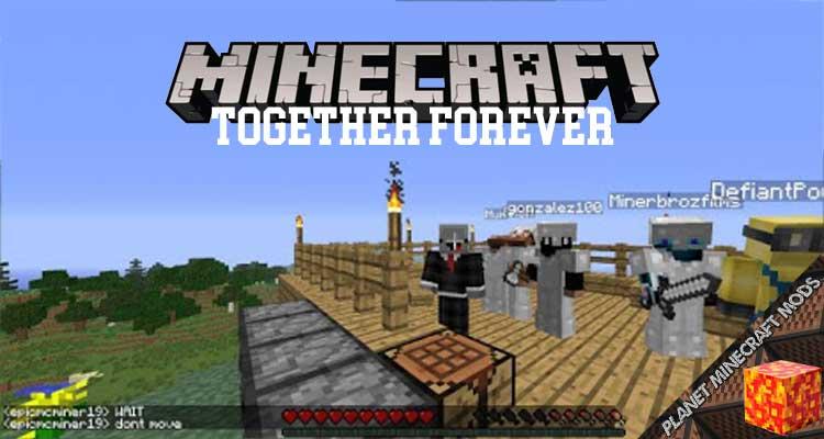 Together Forever Mod 1.12.2