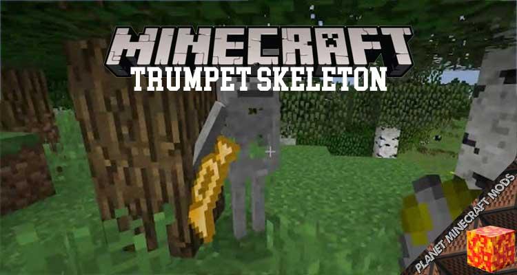Trumpet Skeleton Mod 1.12.2