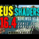 Sonic Ether's Unbelievable Shaders