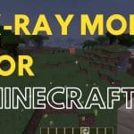 X-Ray Mod For Minecraft