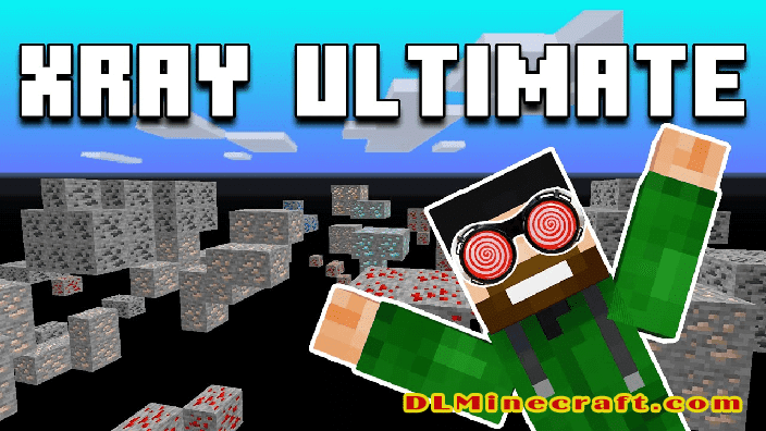 Xray Ultimate Resource Pack for Minecraft 1.16.4 | DLMinecraft | Download And Guide into Minecraft Mods