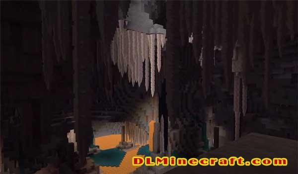 dripstone caves minecraft 1 17