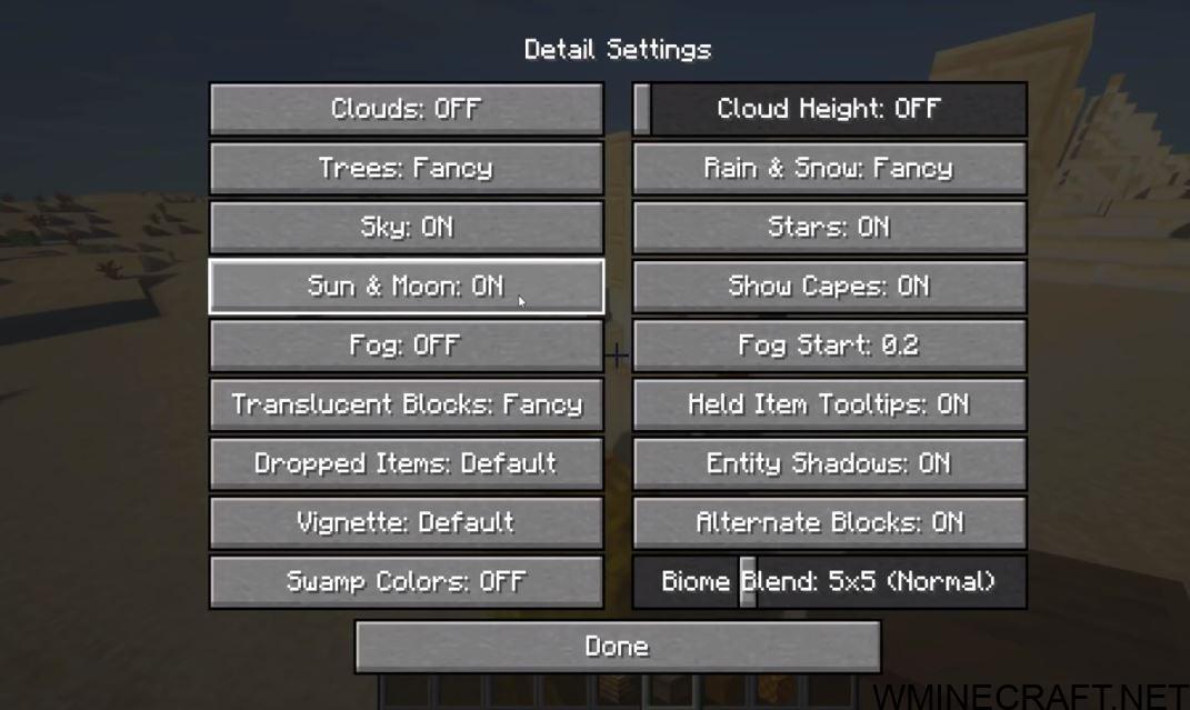minecraft glsl shaders mod 4
