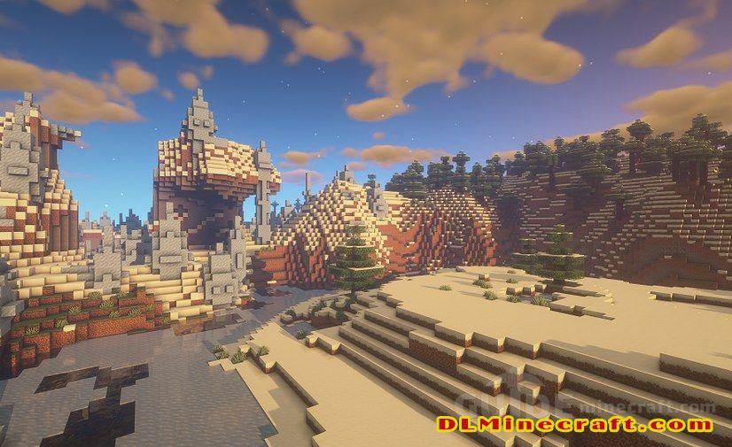 Download BSL shaders for Minecraft 1.16.4/1.15.2 and 1.14.4