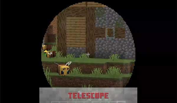telescopio minecraft 1 17