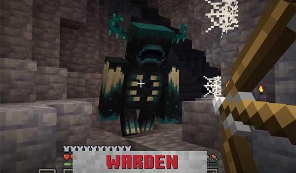 warden minecraft 1 17