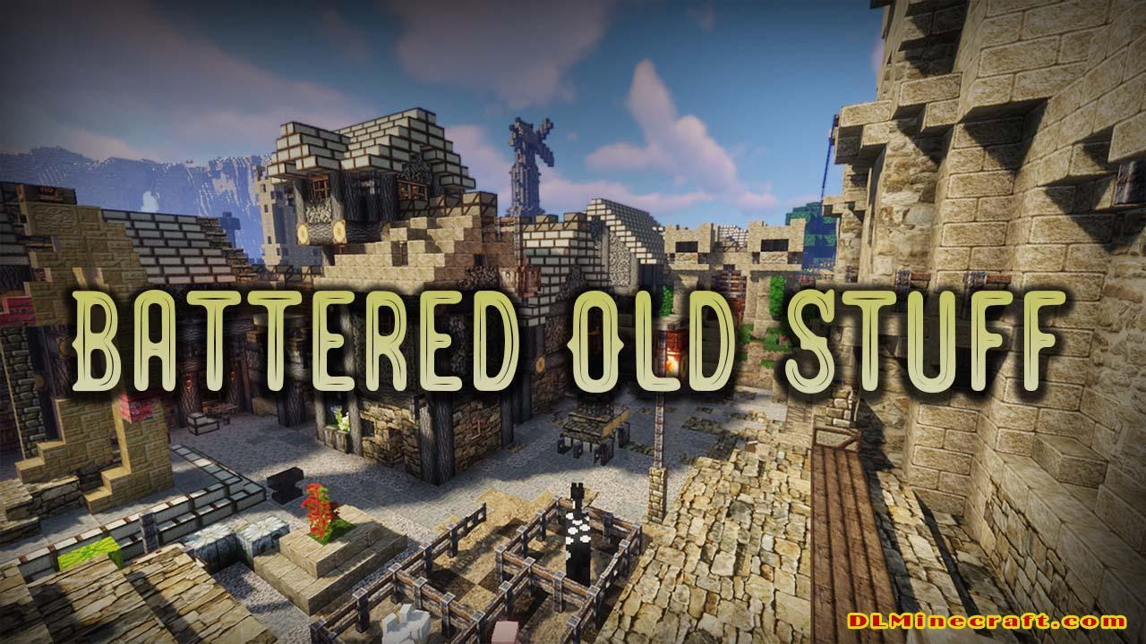 Battered Old Stuff 1