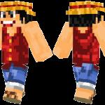 Monkey D.Luffy Skin