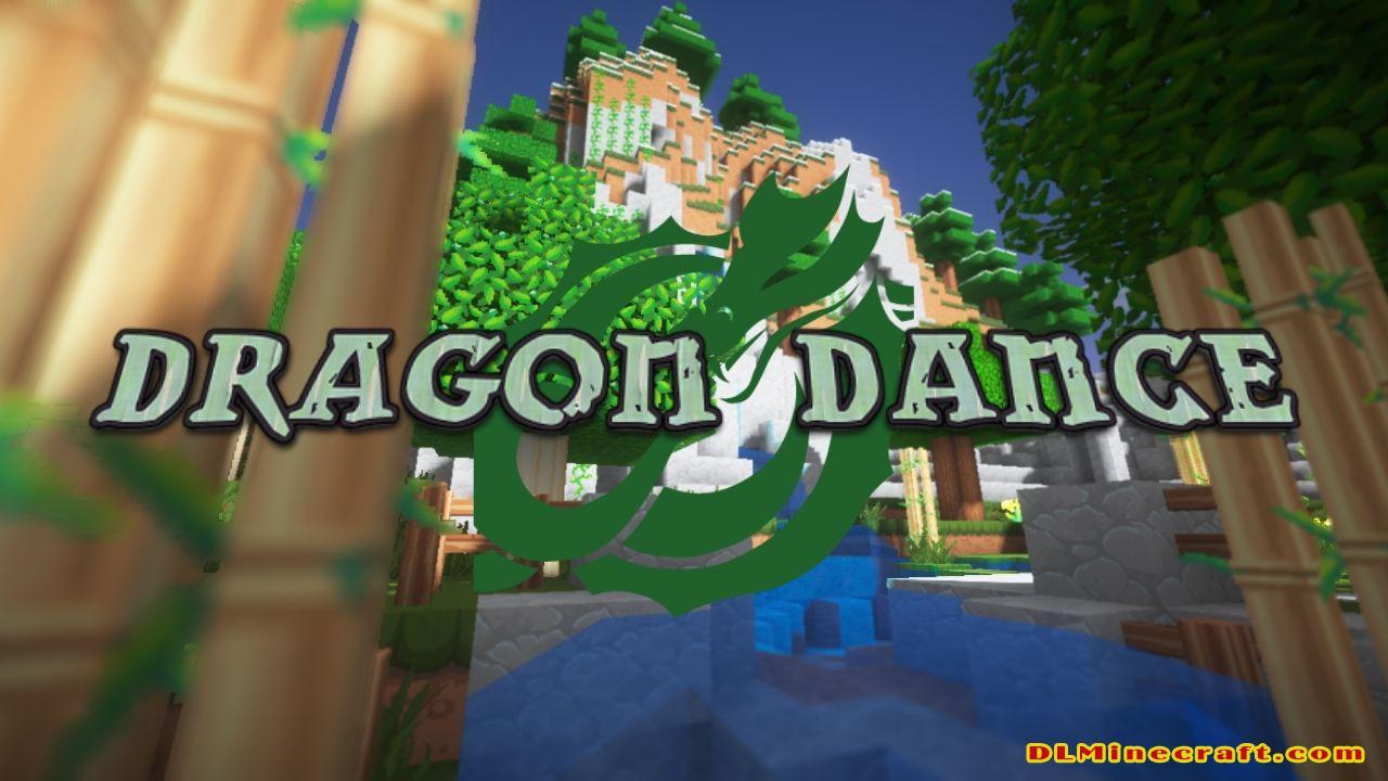 dragon dance texture pack 1