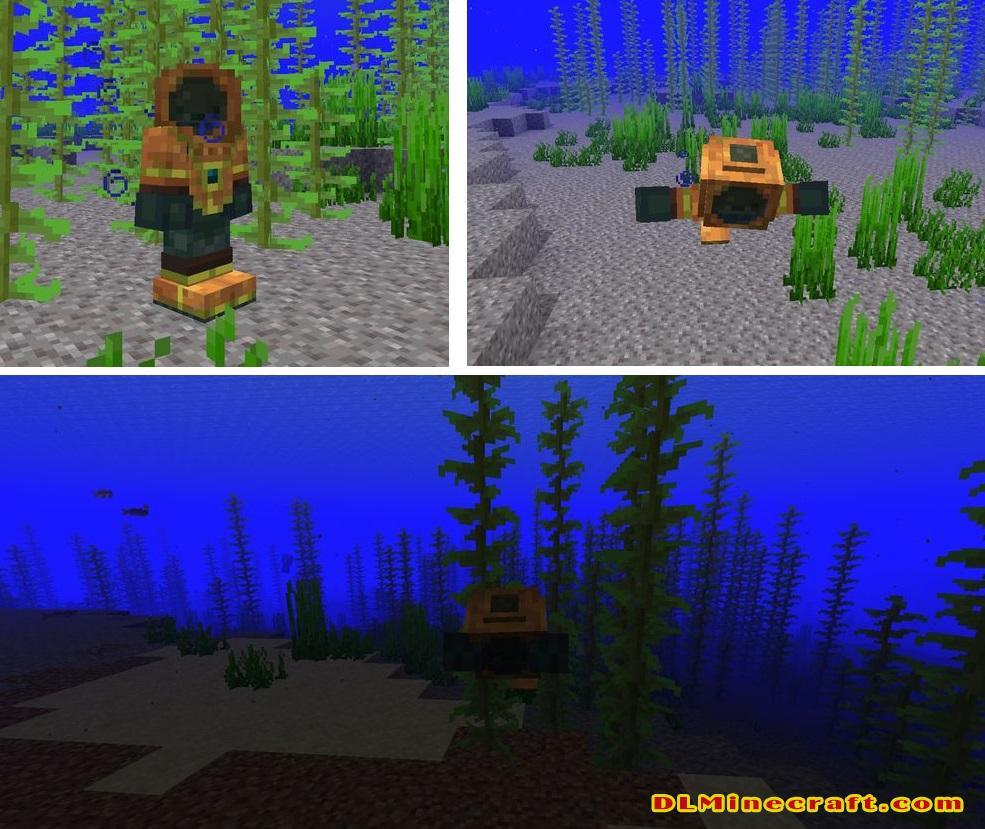 scuba gear mod screenshot 5
