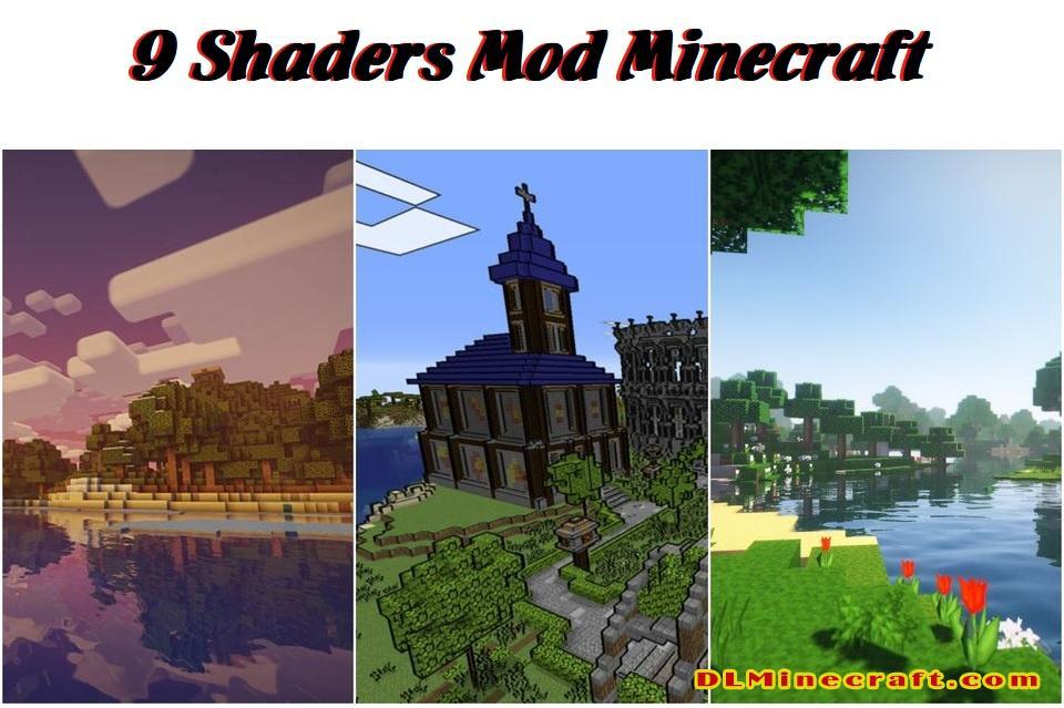 9 best minecraft shaders mods