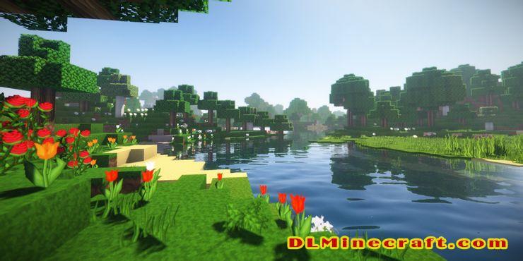Minecraft KUDA Shaders Cropped