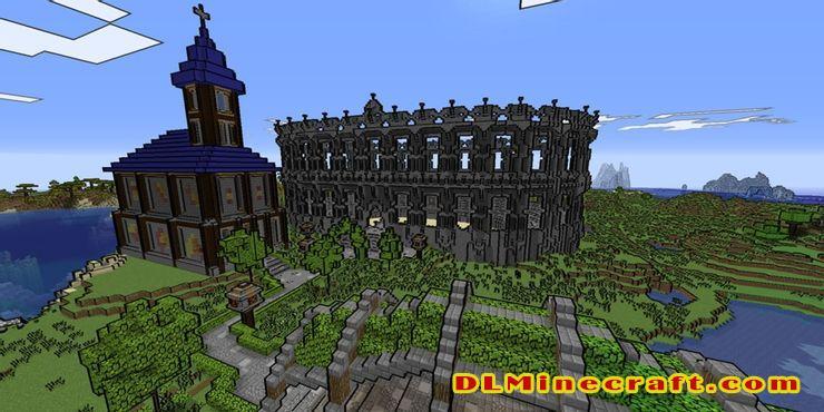 Minecraft Naelegos Cel Shaders Cropped