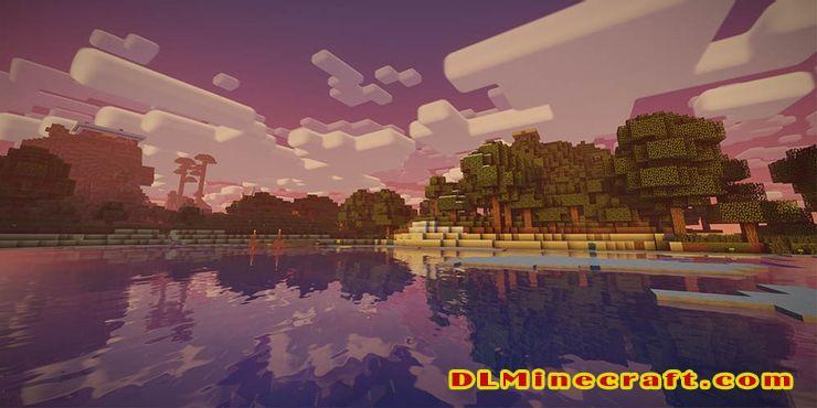 Minecraft Nostalgia Shader Cropped