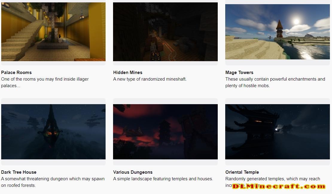 When Dungeons Arise Mod Screenshots 5
