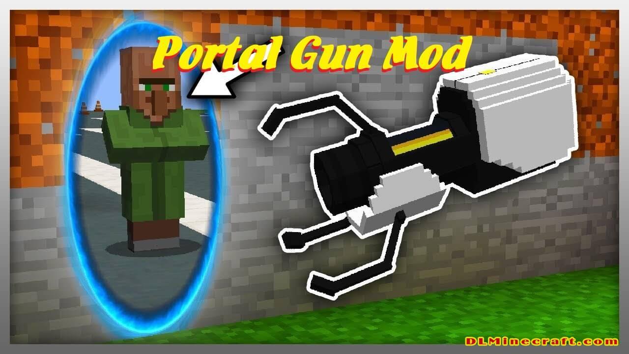 Portal Gun Mod