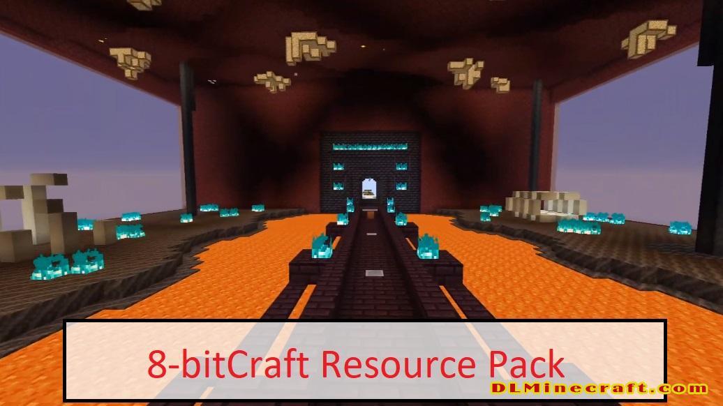 8-bitCraft Resource Pack