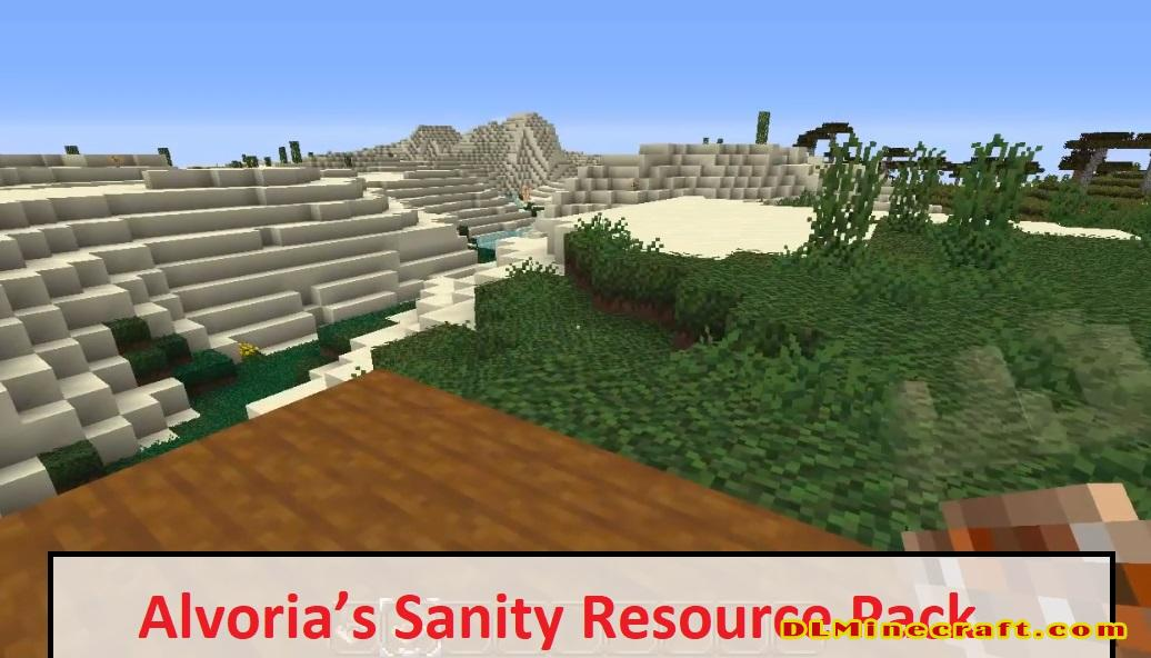 Alvoria's Sanity Resource Pack