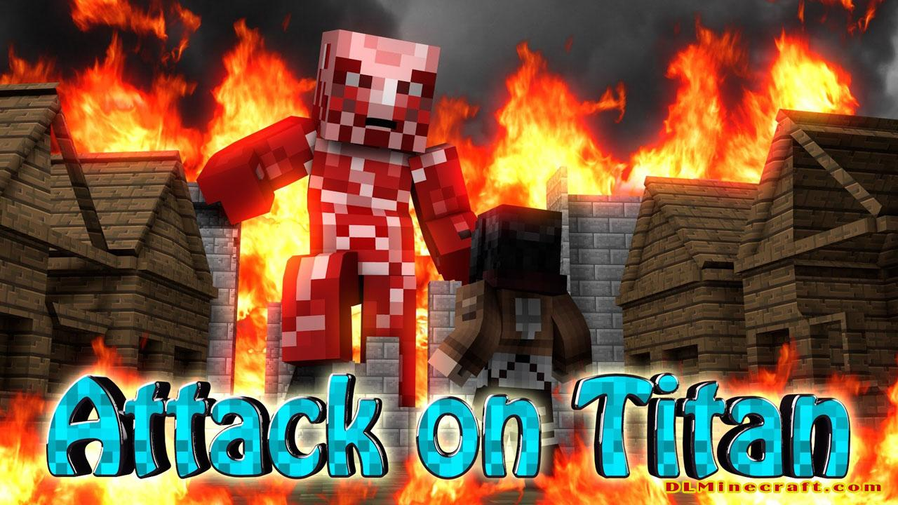 Attack on Titan Mod