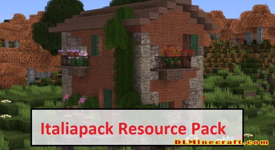 Italiapack Resource Pack