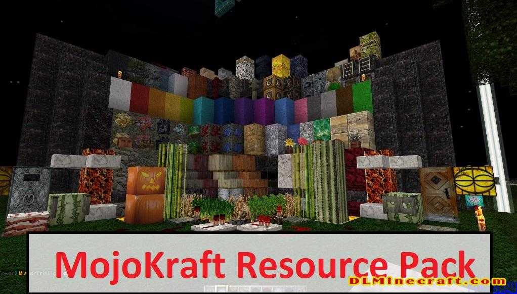 MojoKraft Resource Pack