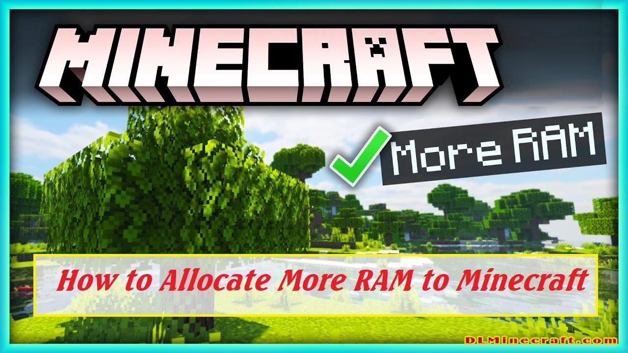 RAM to Minecraft