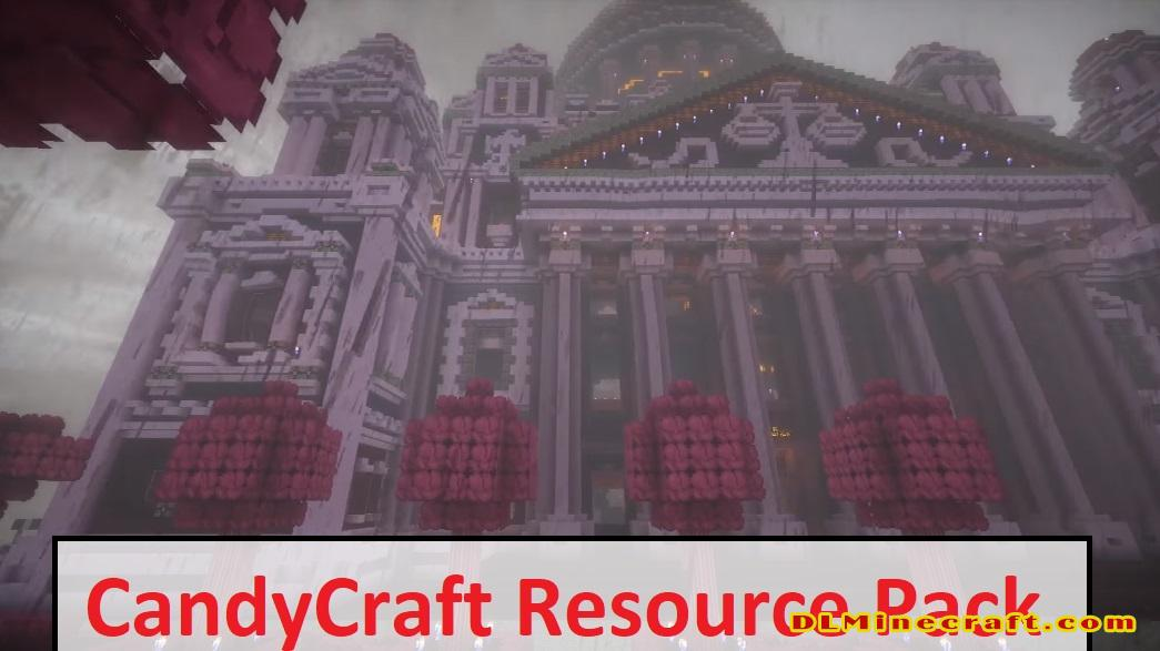 CandyCraft Resource Pack