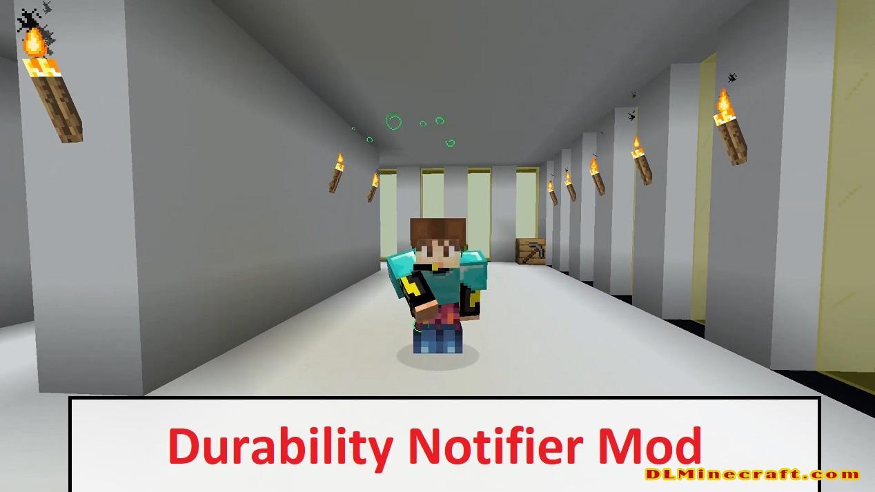 Durability Notifier Mod