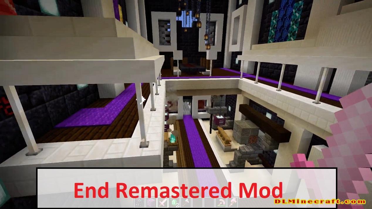 End Remastered Mod