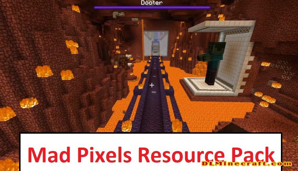 Mad Pixels Resource Pack