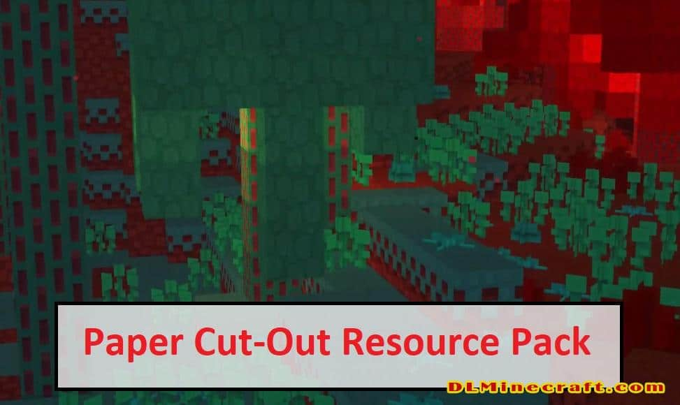 Paper Cut-Out Resource Pack