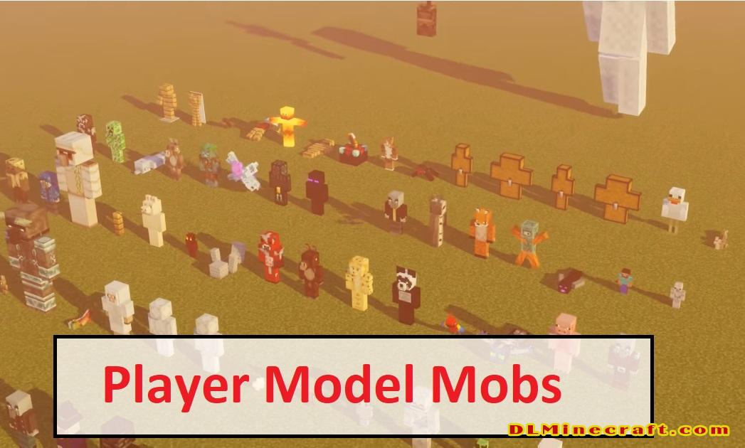 Player Model Mobs