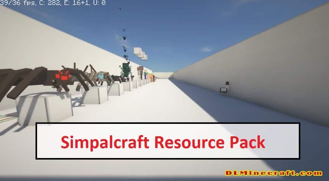 Simpalcraft Resource Pack