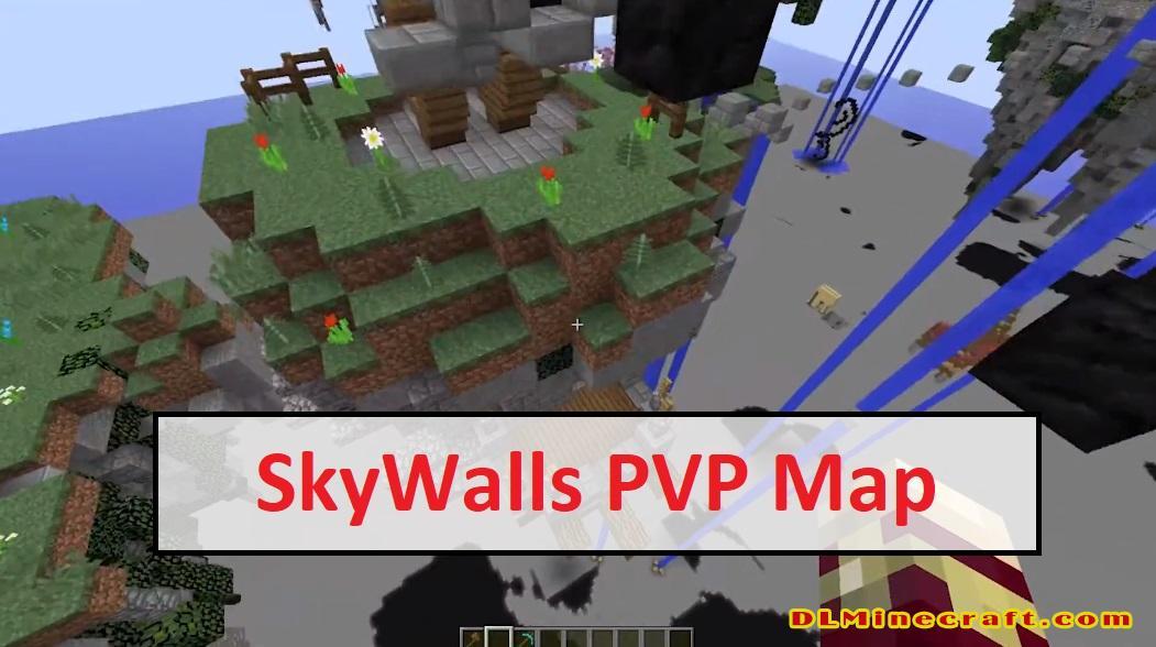 SkyWalls PVP Map