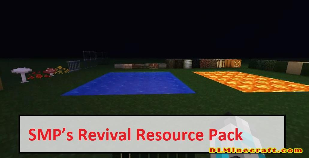 SMP's Revival Resource Pack