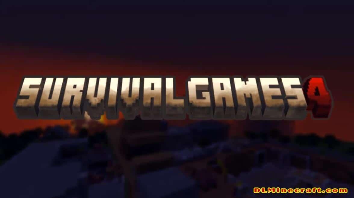 Survival Games 4 Map