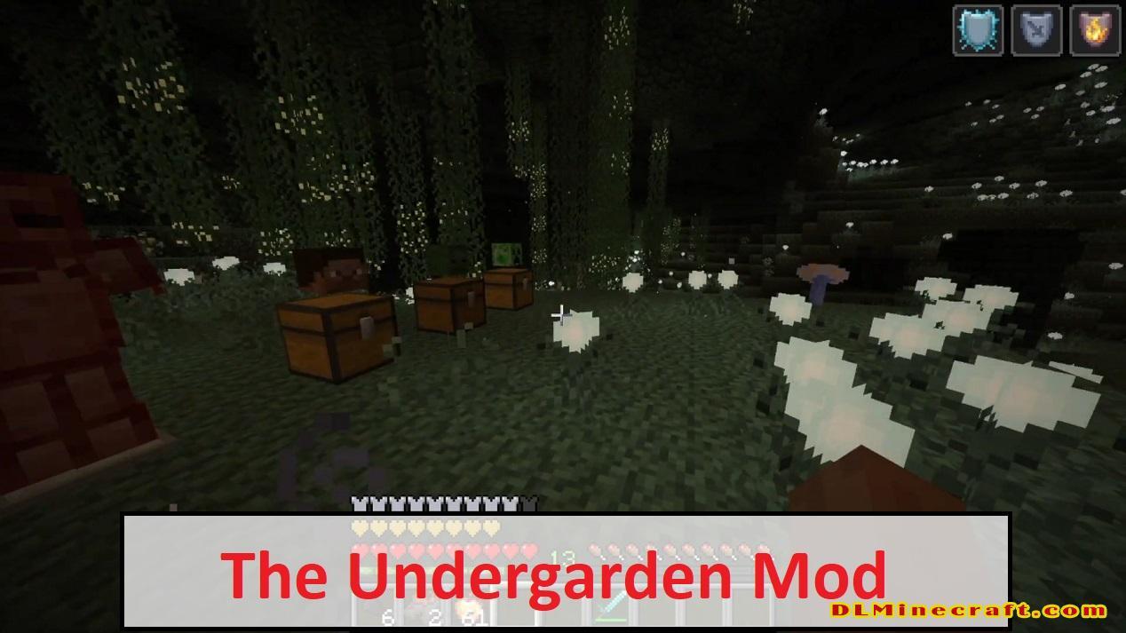 The Undergarden Mod
