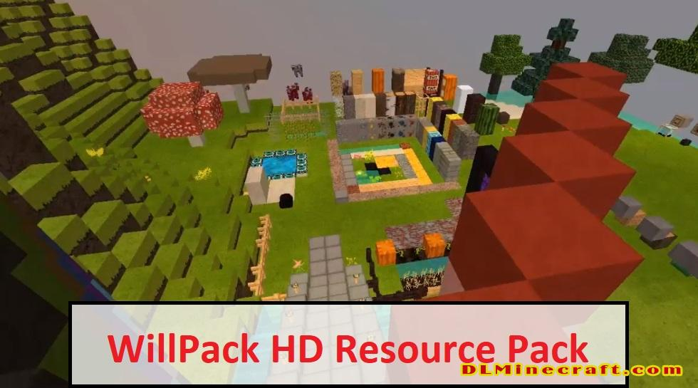 WillPack HD Resource Pack