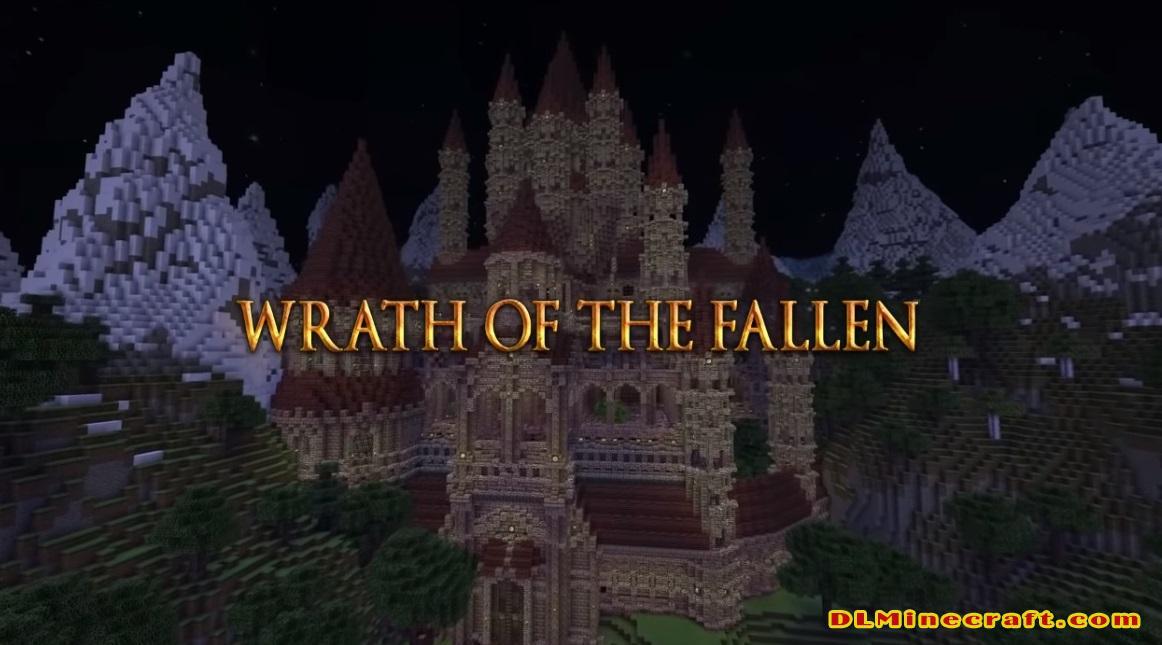 Wrath of the Fallen Map
