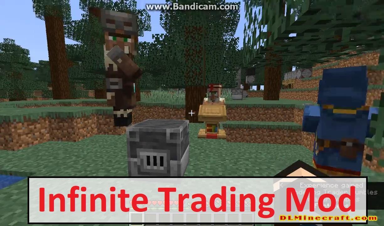 Infinite Trading Mod