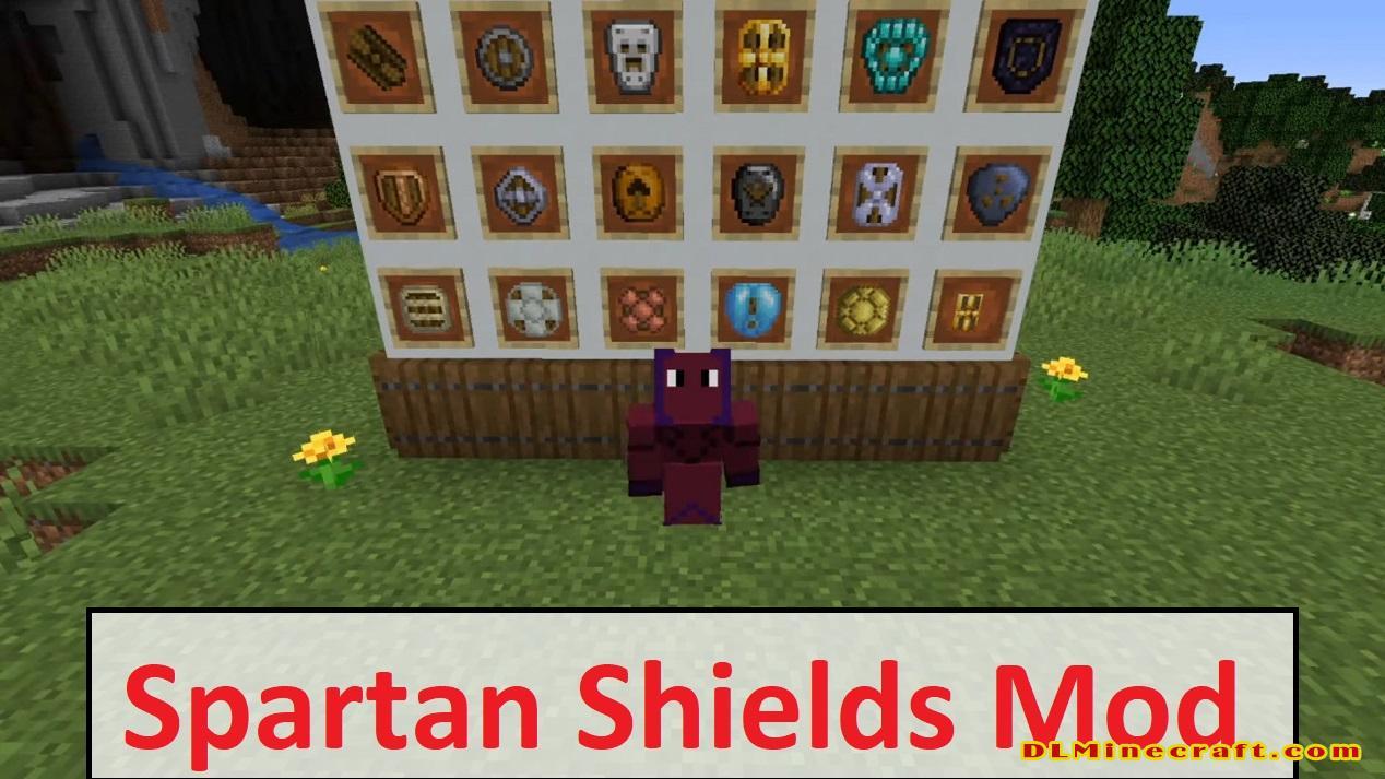 Spartan Shields Mod