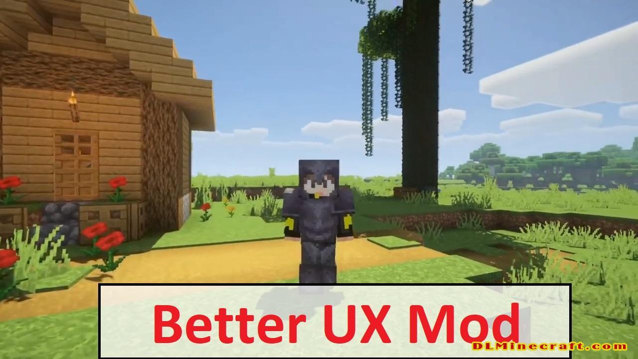Better UX Mod