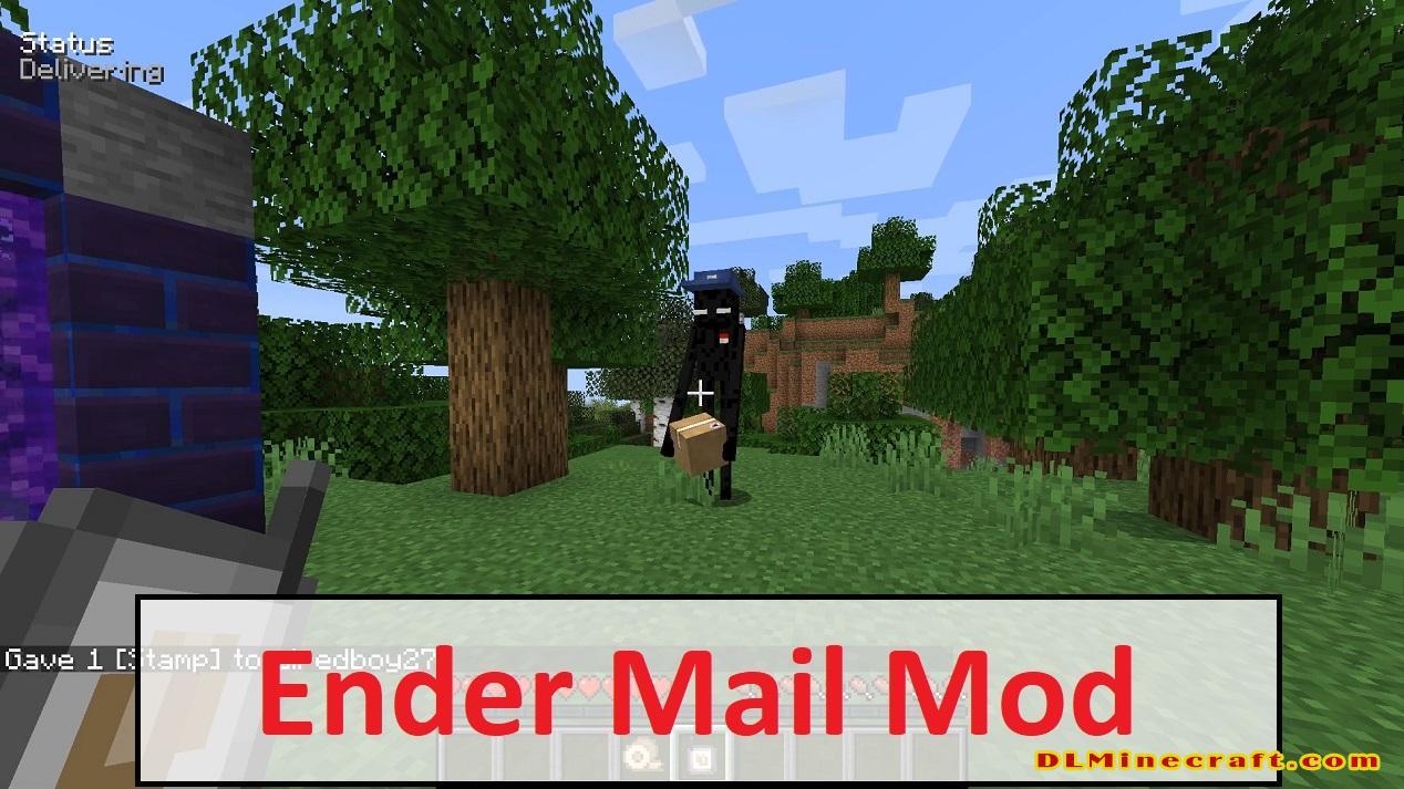 Ender Mail Mod