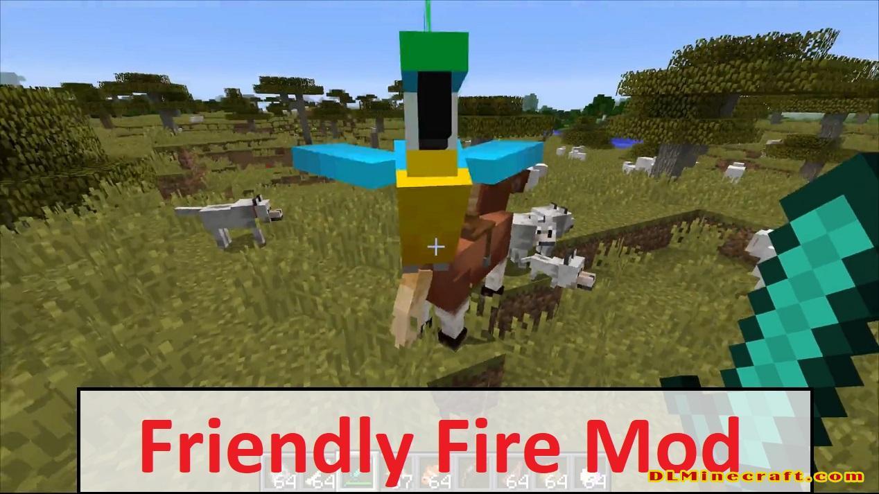 Friendly Fire Mod