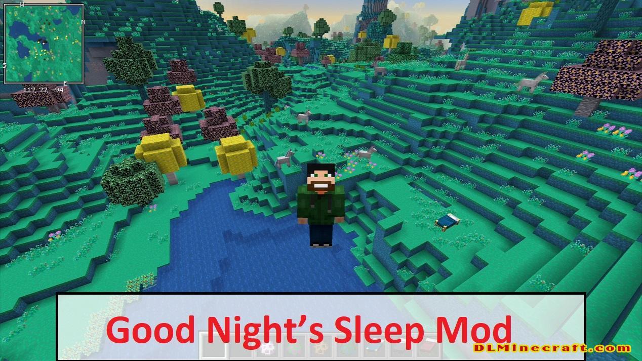 Good Night's Sleep Mod