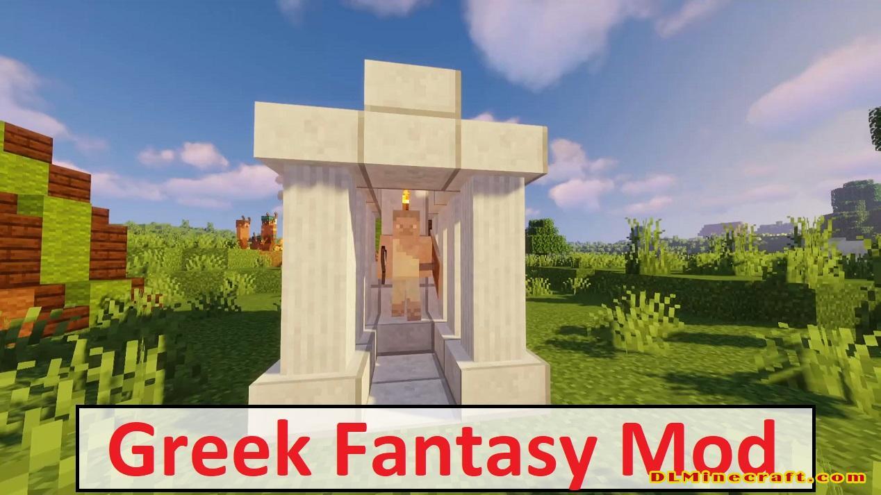 Greek Fantasy Mod