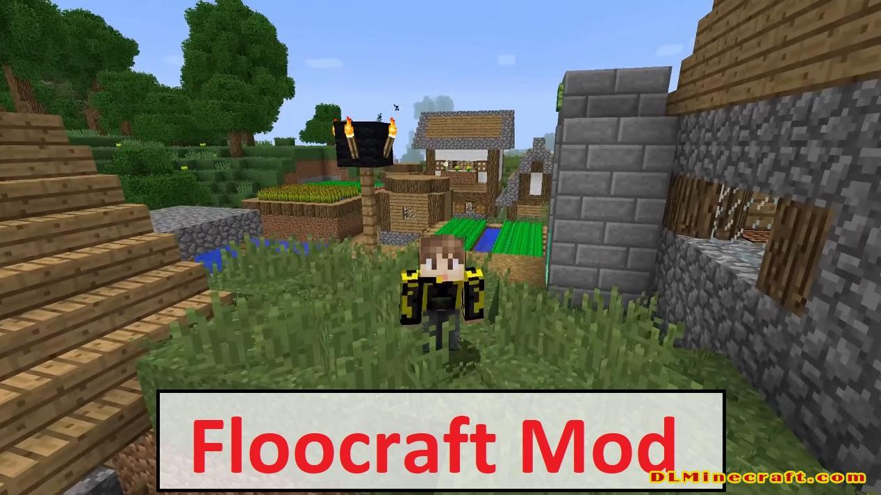 Floocraft Mod