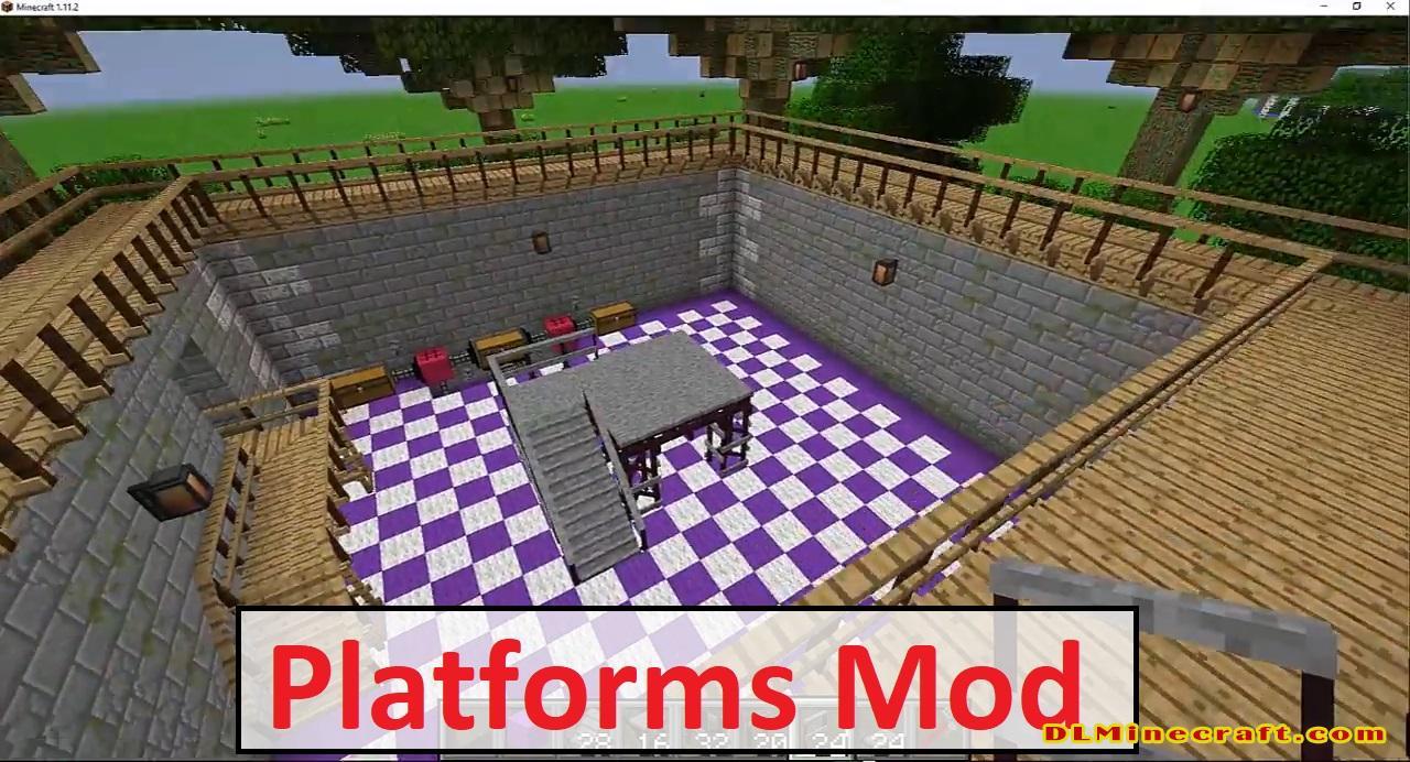 Platforms Mod